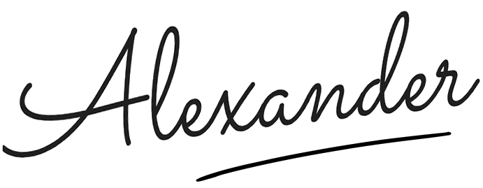 Alexander digital signature