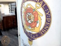 Royal Yacht Britannia Coat of Arms