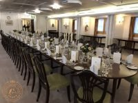 Royal Yacht Dining Room