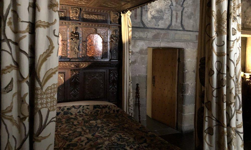 Interior of Gladstone's land